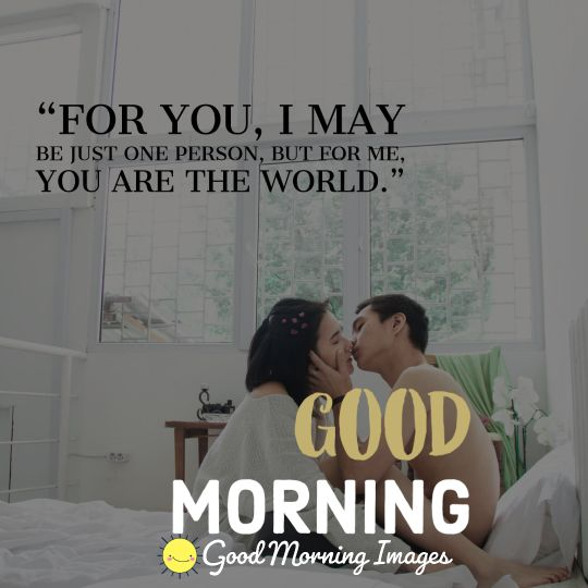 good morning love kiss images