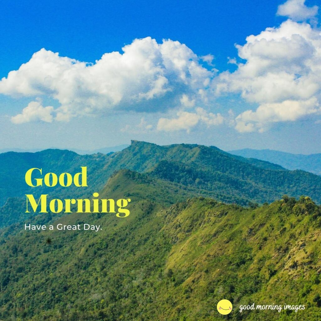good morning images nature gif