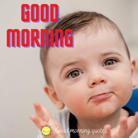 funny gud morning pics