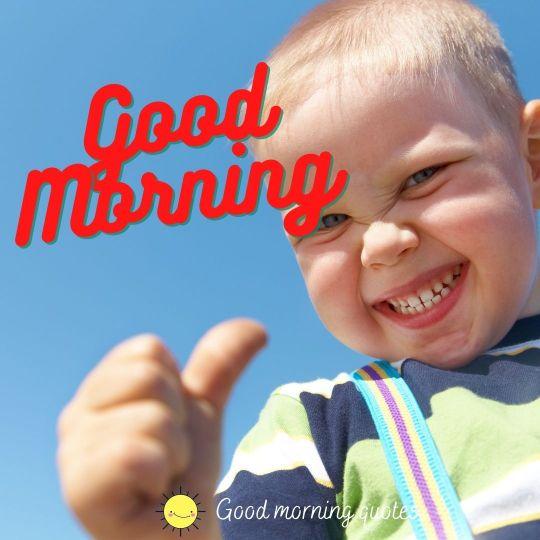 good morning funny boy photos