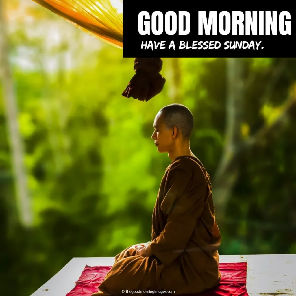 Blessed Sunday good morning images