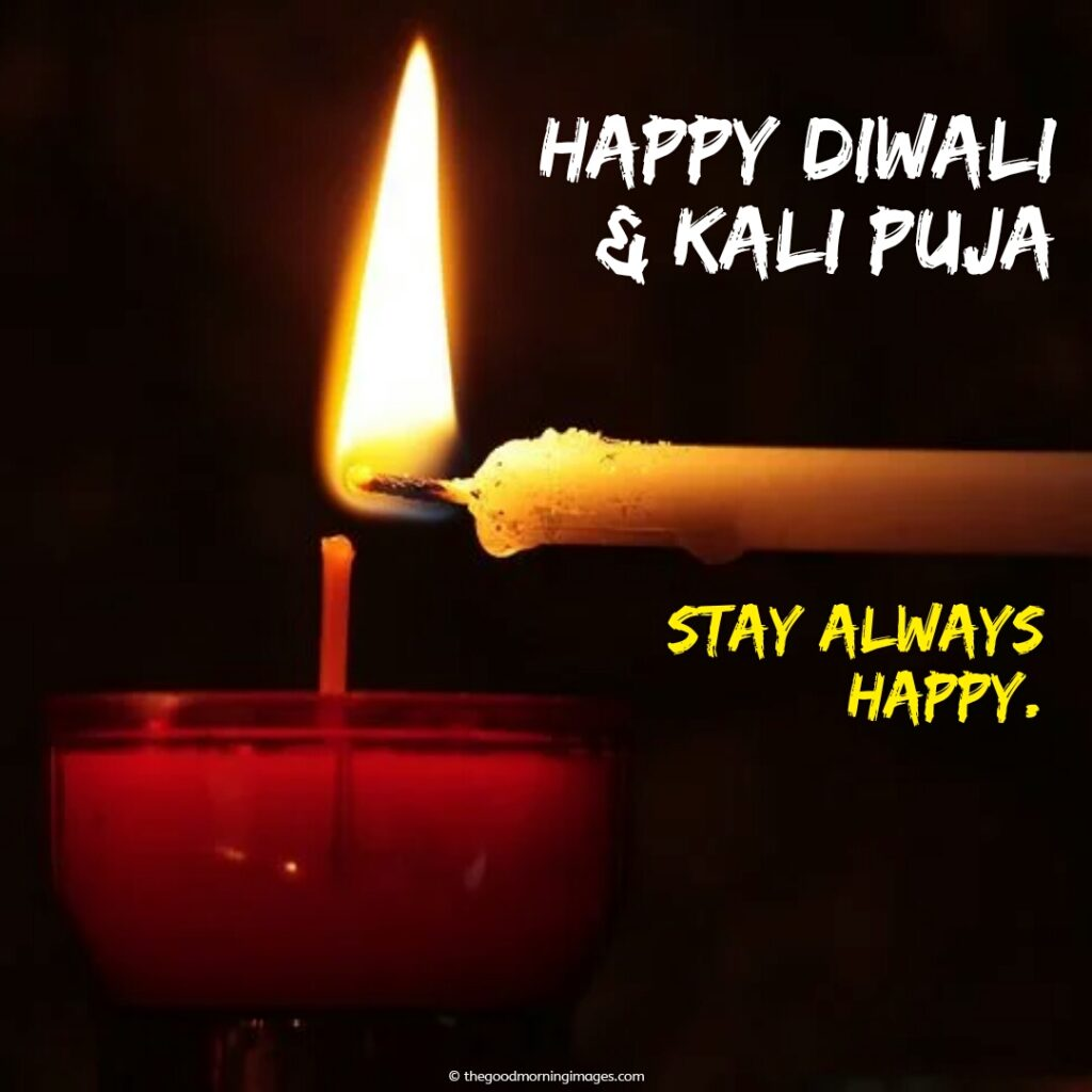 Diwali and Kali Puja wishes images