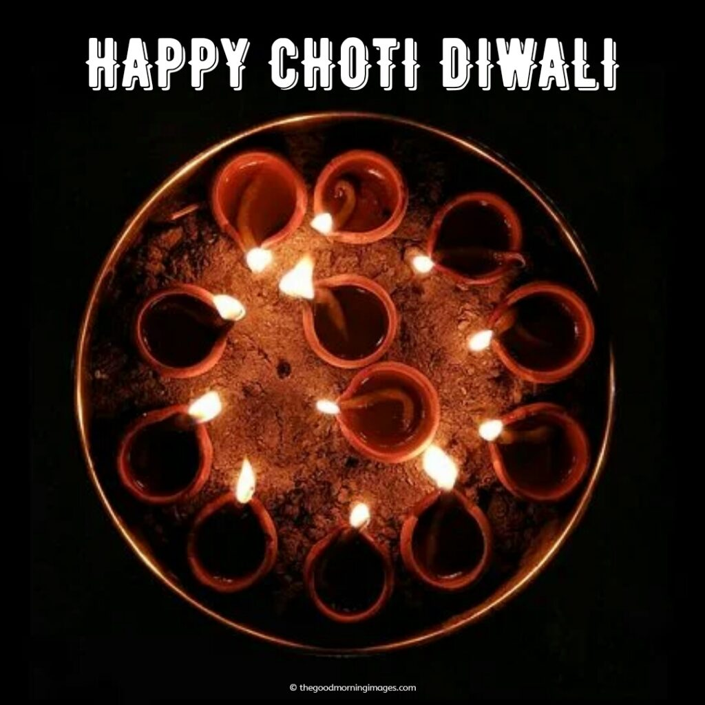 happy chhoti diwali