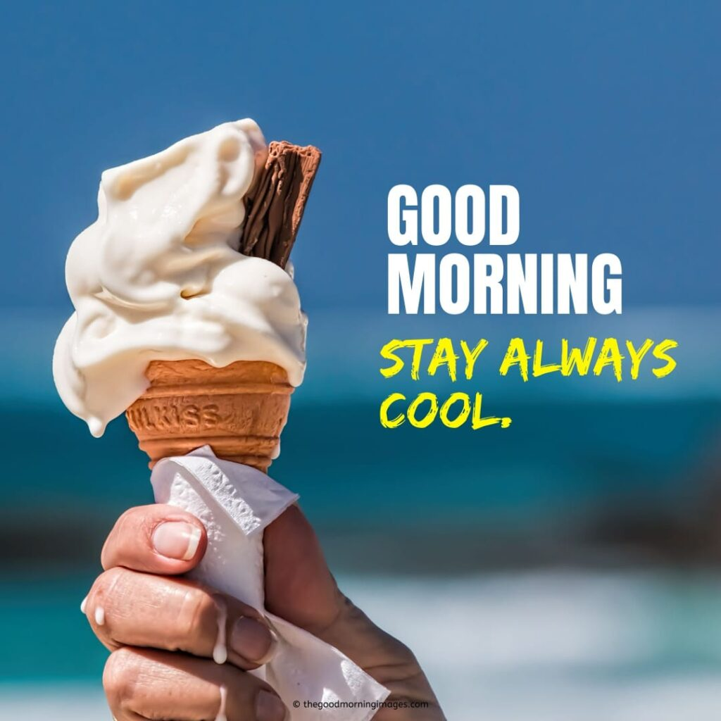 stay always cool