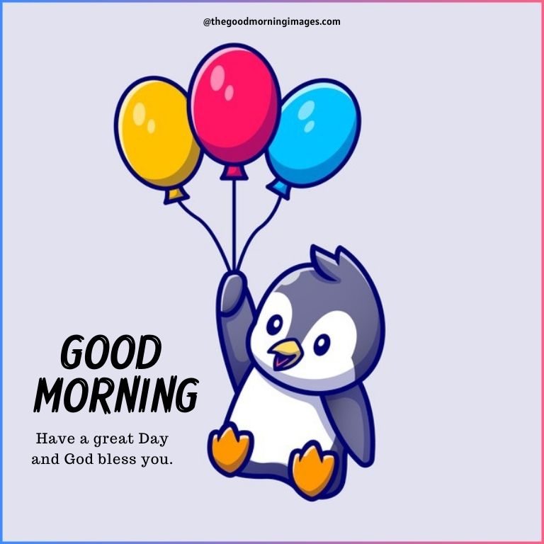 have a great day, god bless you