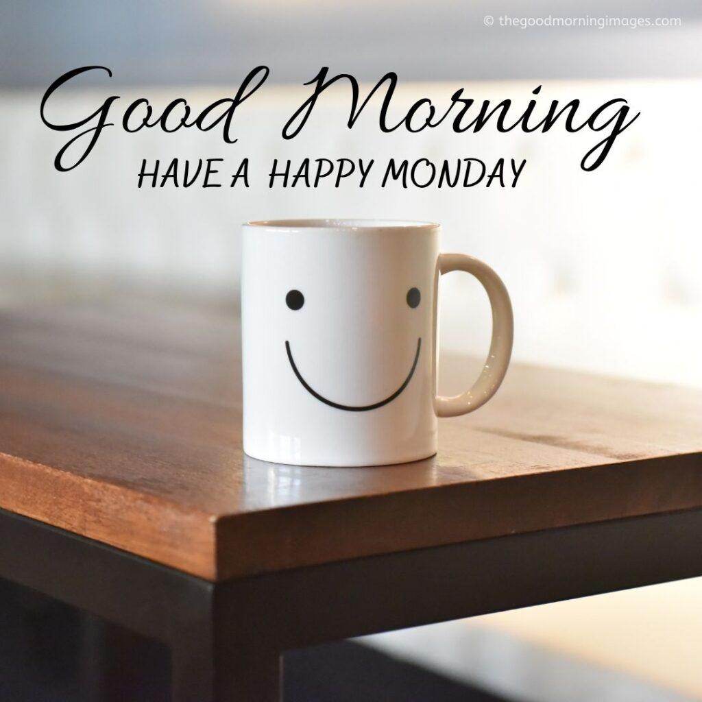 Good Morning smile Monday Images
