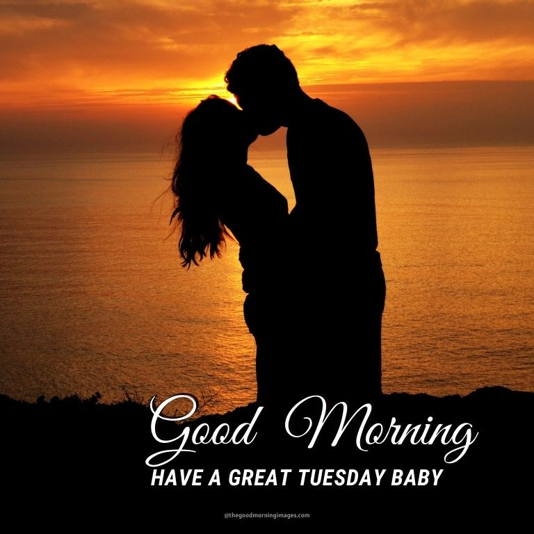 good morning Tuesday him and her photo