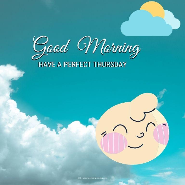 Good Morning Thursday sky Images
