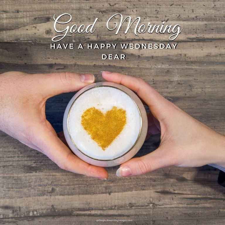 Good Morning Coffee Wednesday Images