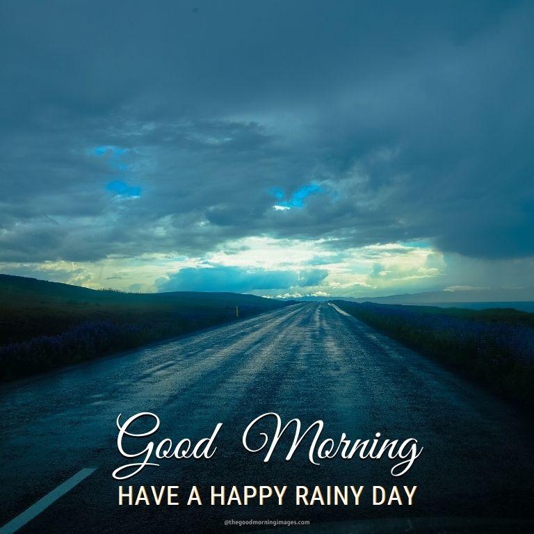 Rainy Good Morning Photos