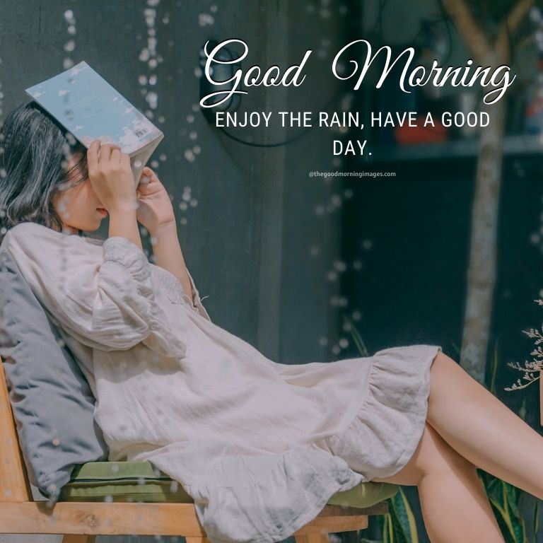 Rainy Good Morning Images for friend