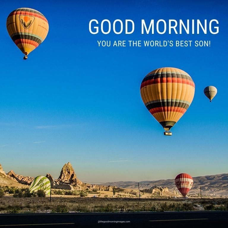 Good Morning best son Images