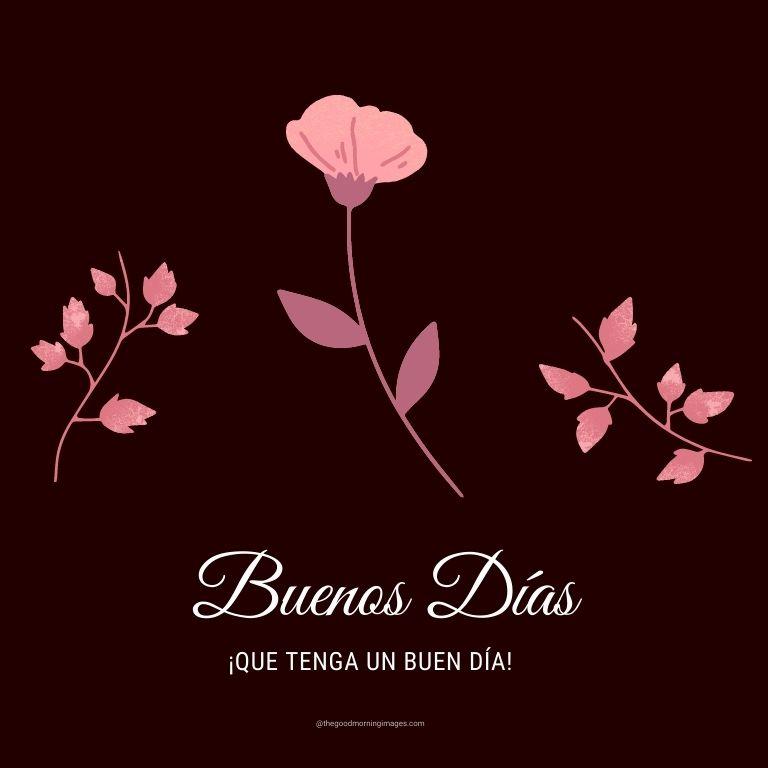 Buenos Días Imagenes