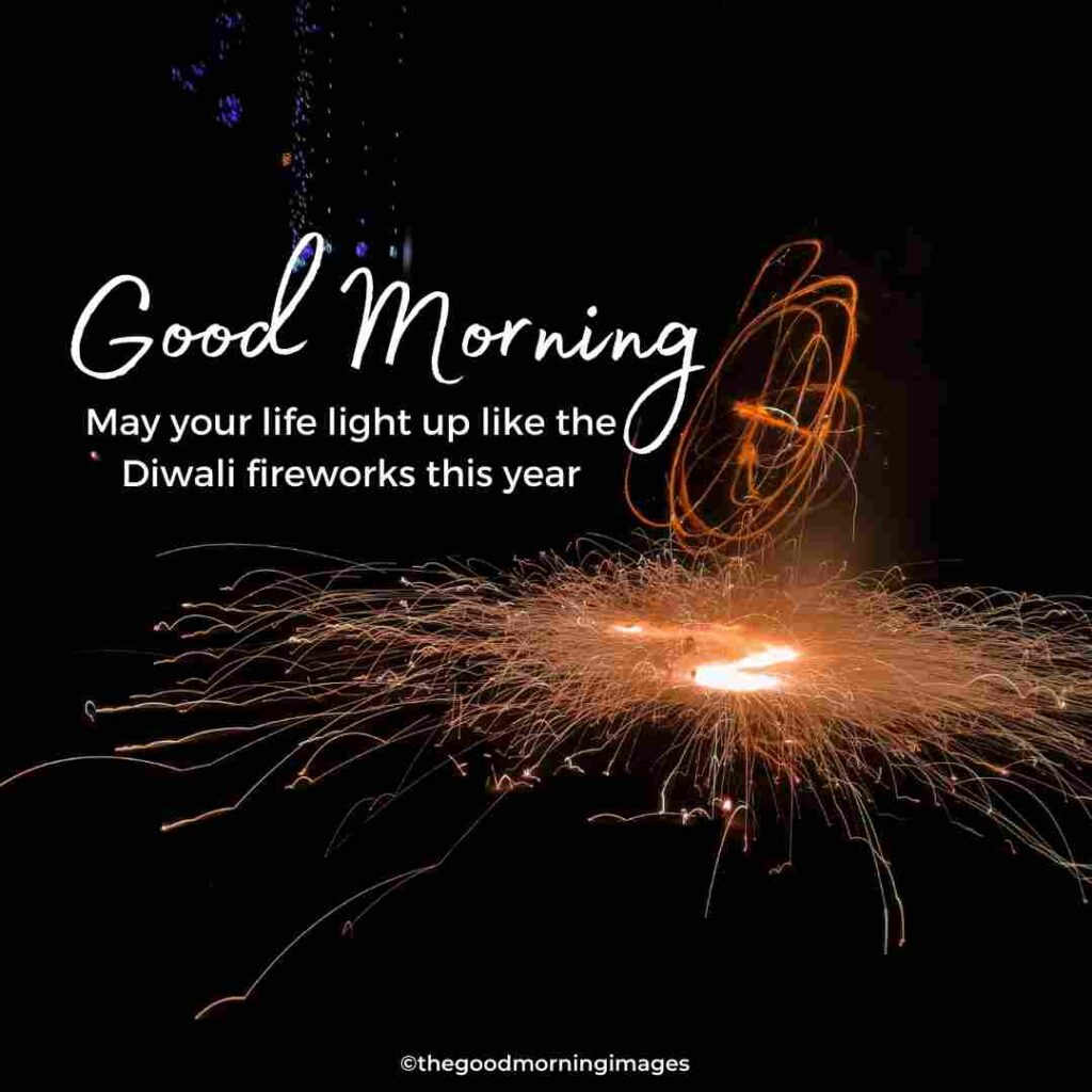 good morning Happy Diwali pictures