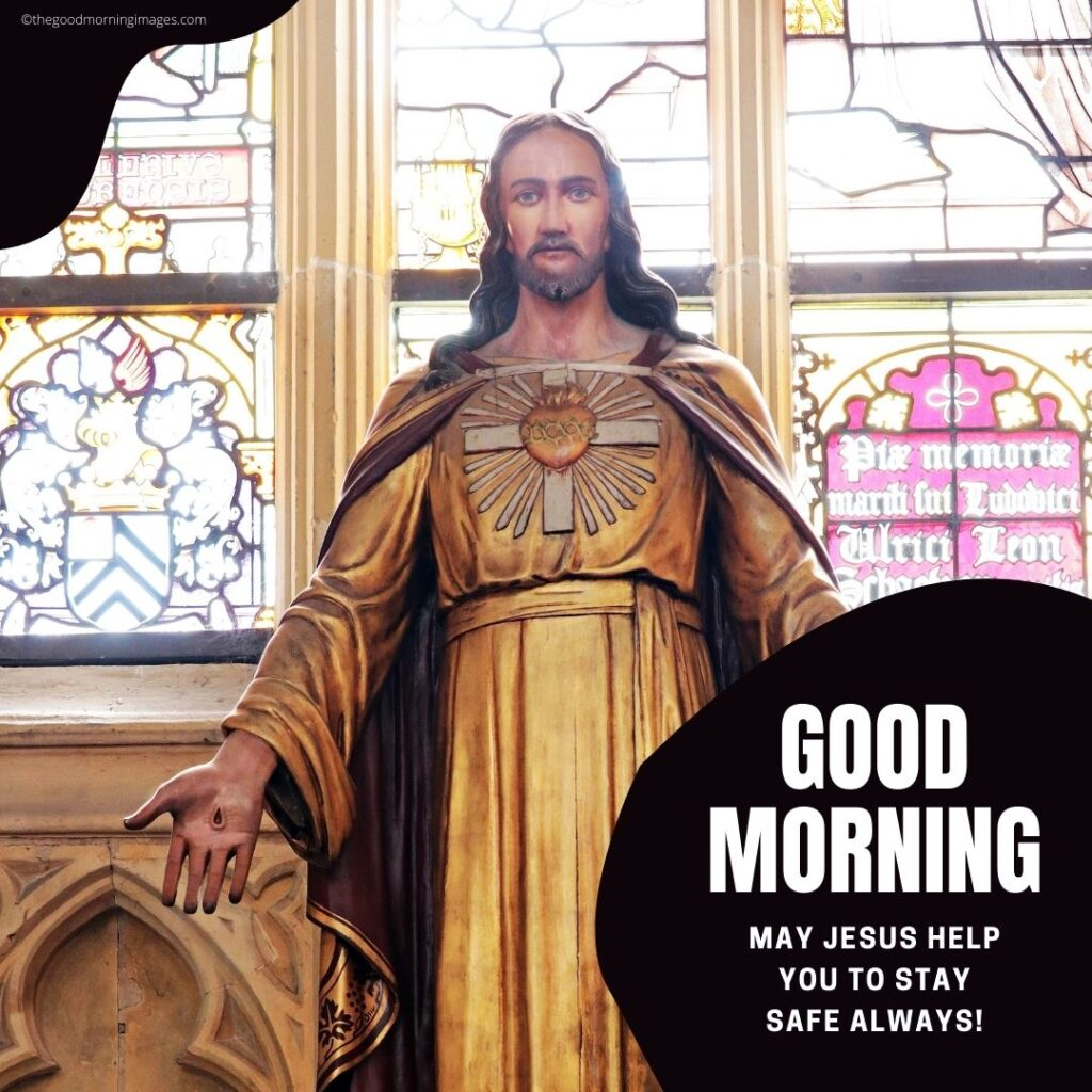 Good Morning Jesus Images with prayers