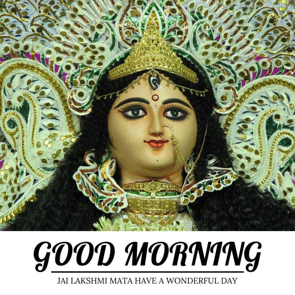 good morning lakshmi mata